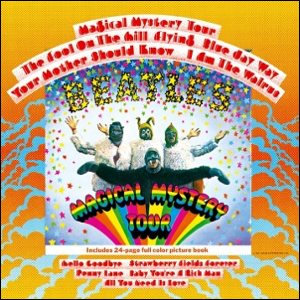 Visual Album Review: The Beatles – Magical Mystery Tour