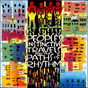 Visual Album Review: A Tribe Called Quest – People's Instinctive Travels and the Paths of Rhythm